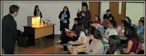 Seminar at UPH